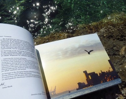 """My book """"Elbe - Longing at the waterfront"""""""
