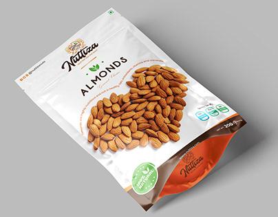 Nuttiza Packaging
