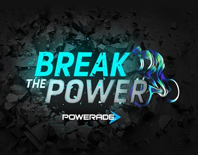 POWERADE - Break The Power (IDEA)