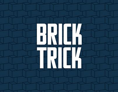 BRICK TRICK linia zabawek konstrukcyjnych [BRANDING]