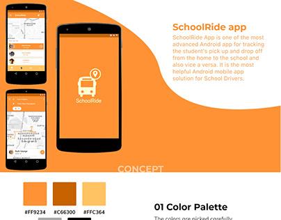 SchoolRide App