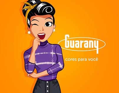 Materiais On e Off Guarany