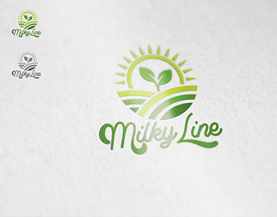 Logo Milky Line