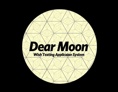 2015 Dear Moon : Wish Texting Application