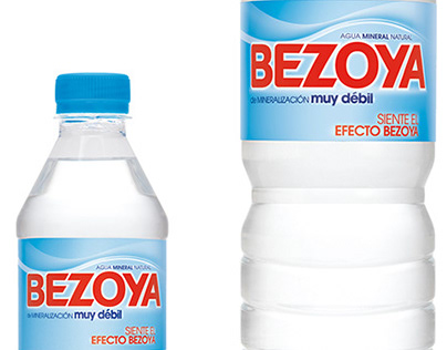 Branding and Packaging BEZOYA