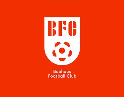 Bauhaus Football Club - Brand design