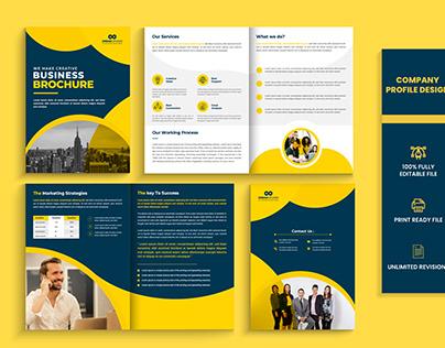 Company profile | Handout design | Booklet design