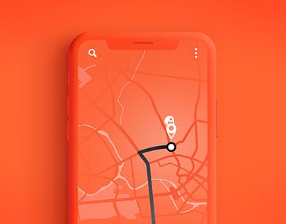 EcoParrot: UI & Branding