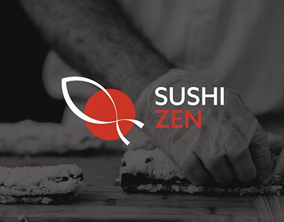 Sushi Zen | Logo Core