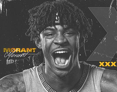 Ja Morant - NBA 2020