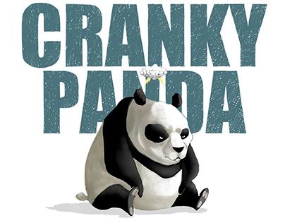 Cranky Panda: Picture Book in progress