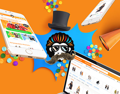 Ontwerp Carnavalskleding.nl