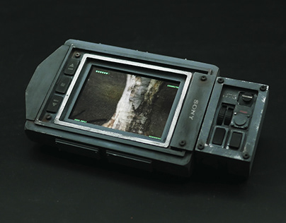 Blade Runner 2049 Photoviewer Prop