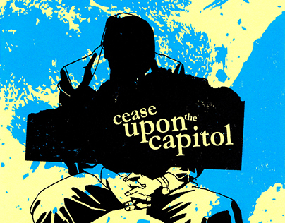 """Cease Upon The Capitol - The End of History 7"""" repress"""
