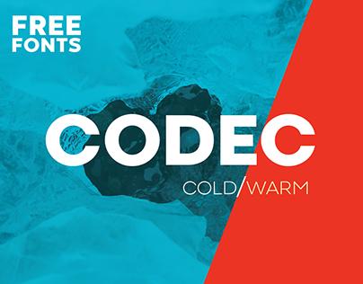 Codec Sans 60 Free Font Family