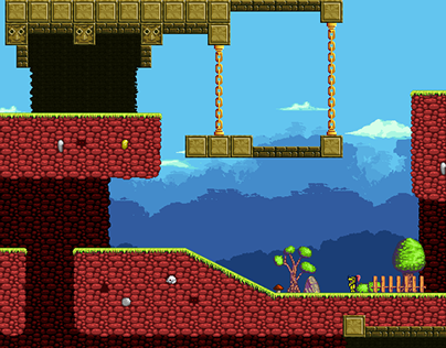 Pixel-art game assets #3