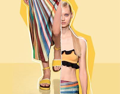 Shoe Design: Paris Fashion Week SS '18