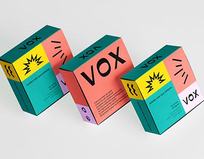 Vox - rendre voix aux enfants