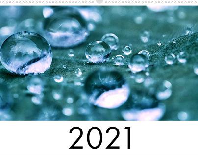 Kalender 2021 (Wasser)