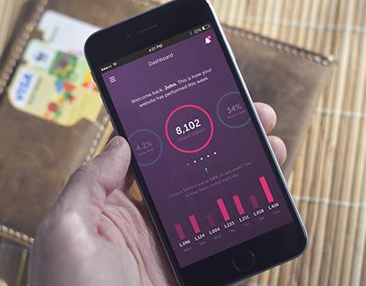 Hive Analytics App