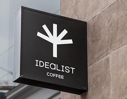 Idealist. Нейминг сети кофеен