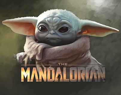 """MANDALORIAN"" fan art"