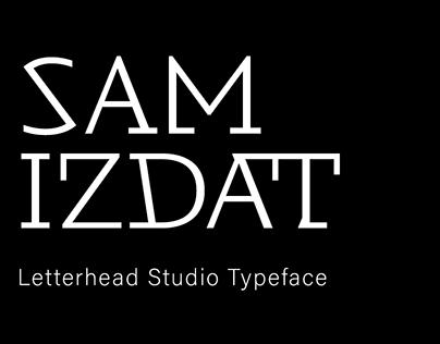Samizdat Typeface