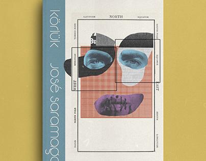 Körlük - Book Cover Design