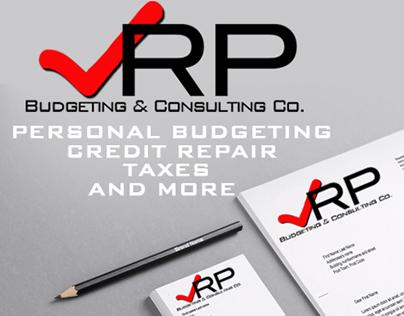 logo branding for VRP company in bronx ,ny