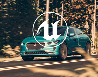 Jaguar I-Pace Unreal Engine