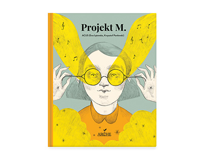 BOOK COVER | PROJEKT M.