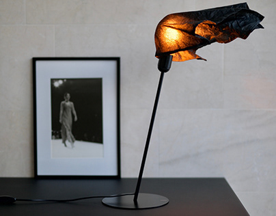 LED table lamp WINDY