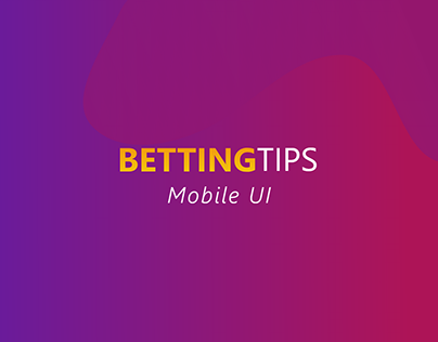 Betting Tips UI
