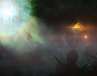Path Of Exile - Ascendancy Fan Art Competition