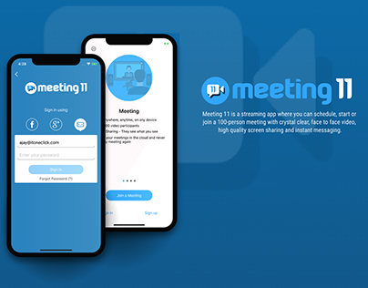 Meeting / Conference Application