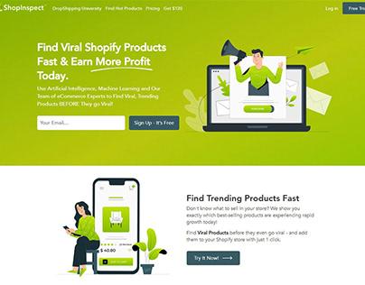 Shopinspect Web Development