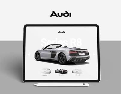 Audi   Automobile App Development Case Study