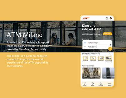 ATM concept app