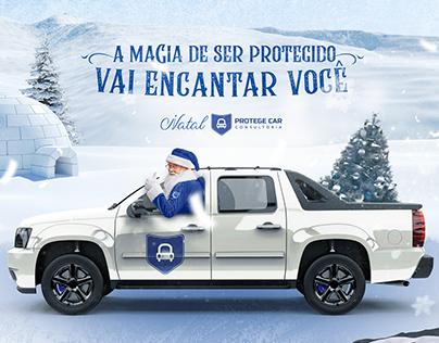 Campanha   Natal Protege Car