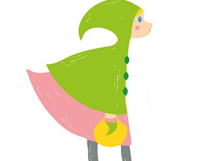 Le Chaperon Vert