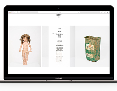 Web Design - Trëma
