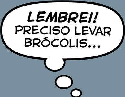 Comics - Supermarket