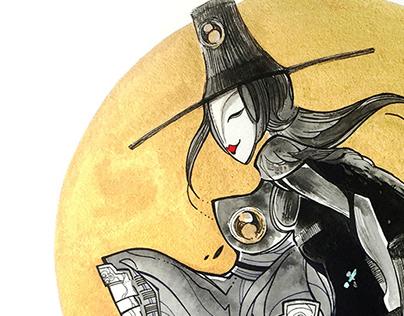 Tsukiyomi (the Sisters)