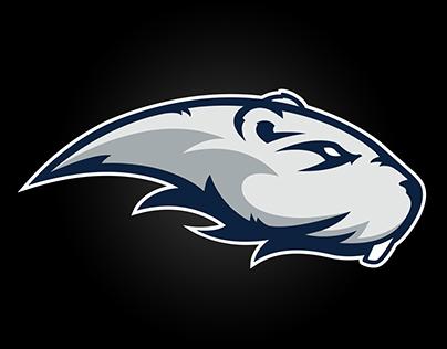 Penn State Beaver Athletics Graphic Identity 2016