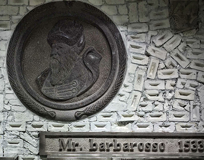 Hüseyin Çakar Mimarlık - Mr. Barbarosso