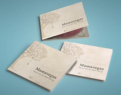 Booklet Cd: Mamavegas
