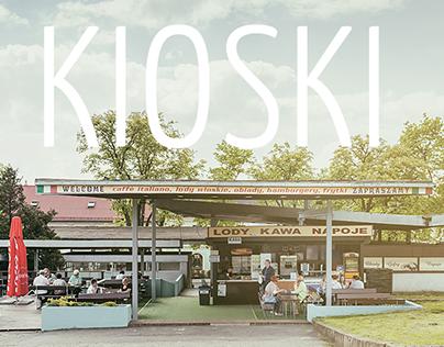 »Kioski« - small architecture in Poland