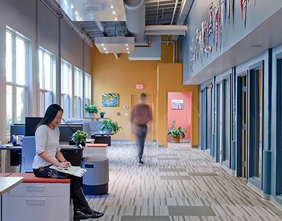 Mitchell Institute Workplace Transformation