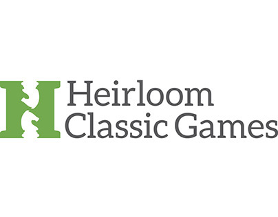 logo: Heirloom Classic Games