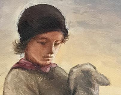 Oil & Watercolor Paintings
